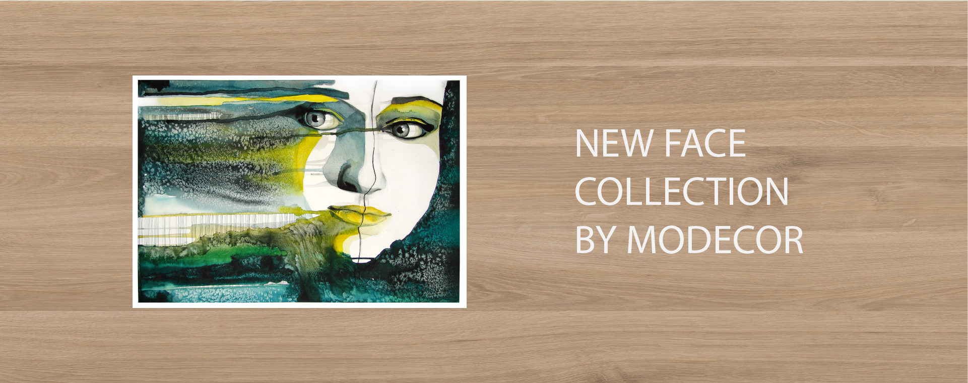 New Face Collection by Modecor